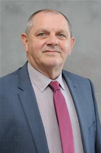 Councillor Terry Byron